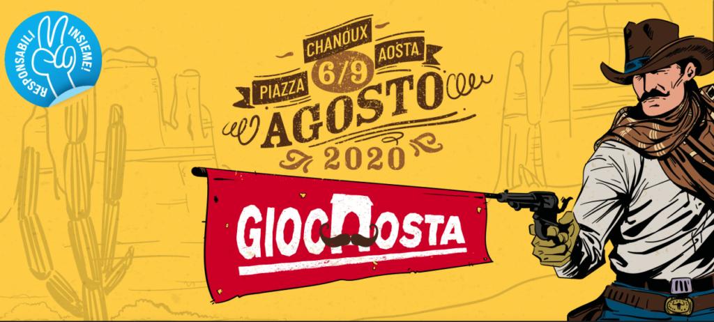 Dal 6 al 9 Agosto la città di Aosta ritorna a giocare e divertirsi grazie a GiocAosta